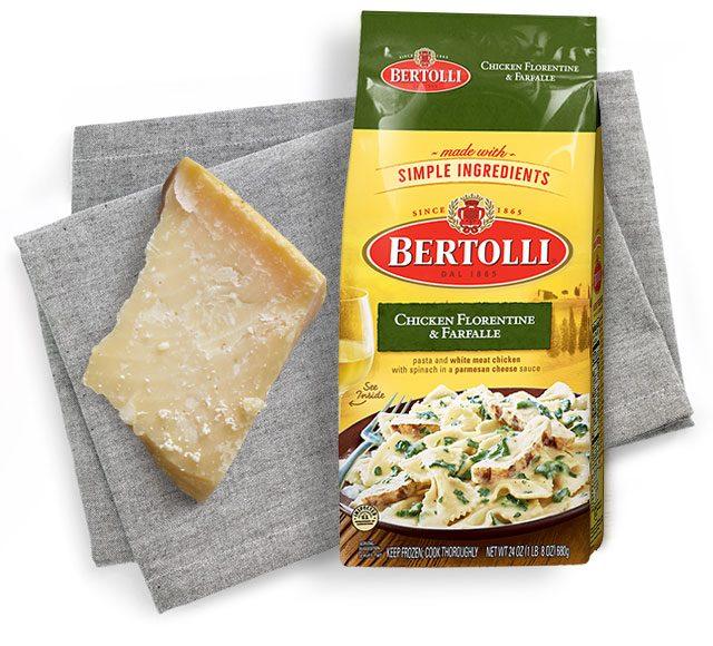 Bertolli | Pasta Sauces, Olive Oils, Vinegars & Frozen Meals