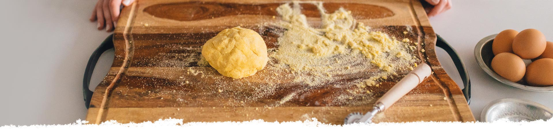 Make Your Own Pasta Dough