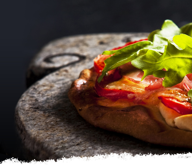 Cooking with a Pizza Stone