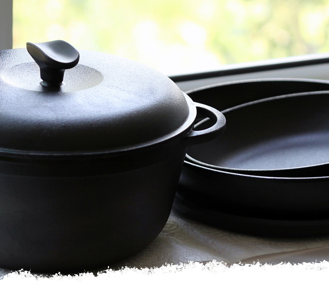 Getting Real with Cast Iron Pans