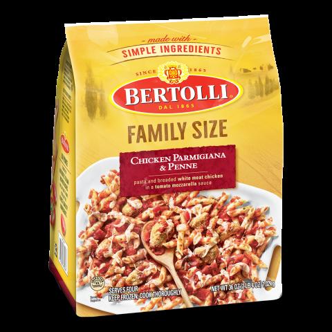 Bertolli Family Size Chicken Parmigiana Penne Bertolli