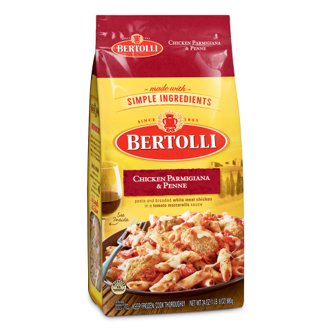 Bertolli Chicken Parmigiana Penne Bertolli