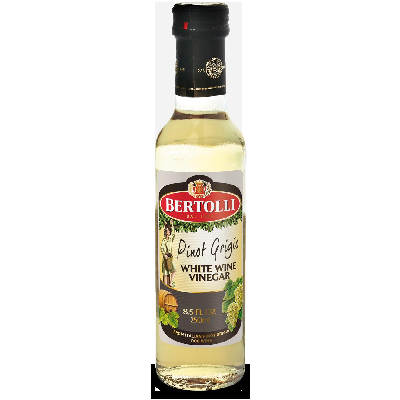 Bertolli Pinot Grigio White Wine Vinegar Bertolli
