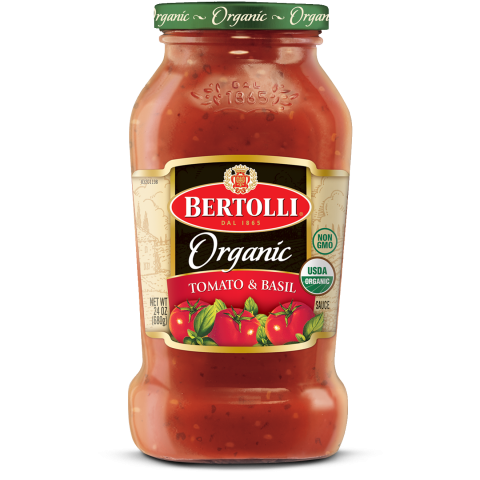 Tomato and basil coupons