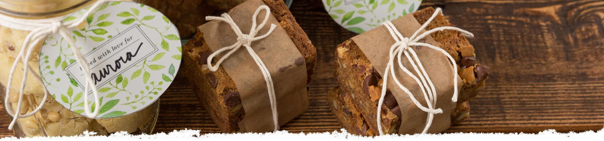 Chocolate Butterscotch Blondies