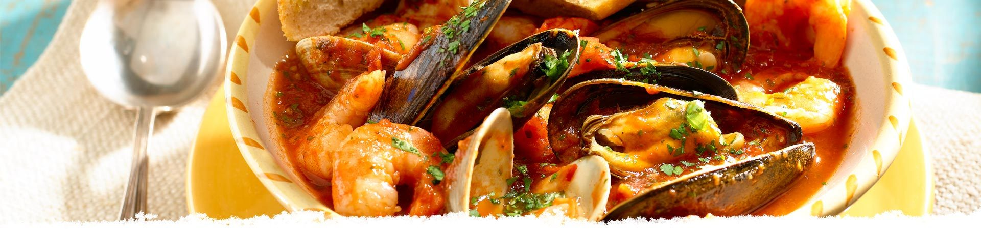 Cioppino Alla Spicy Marinara