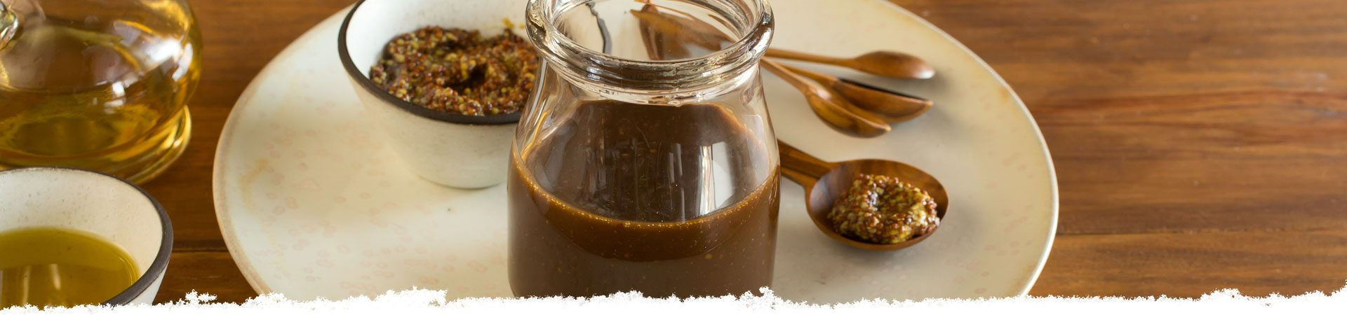 Tangy Balsamic Dressing