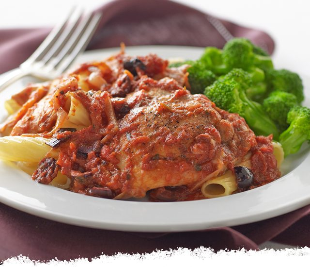 Chicken Rustica Spicy Marinara
