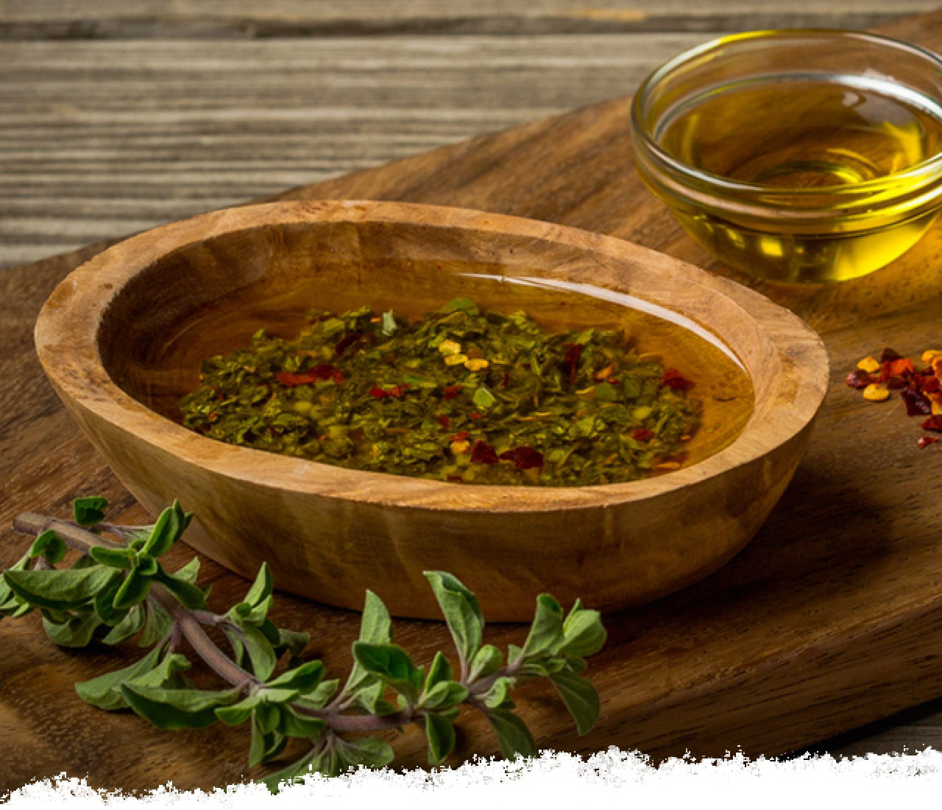 Greek Oregano Lemon Marinade