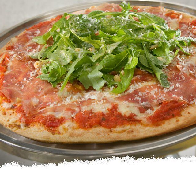 Prosciutto & Arugula Rustica Pizza
