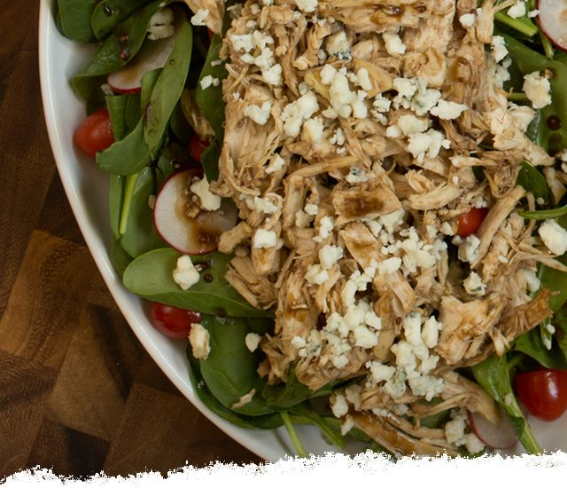 Steakhouse-Style Chicken Salad