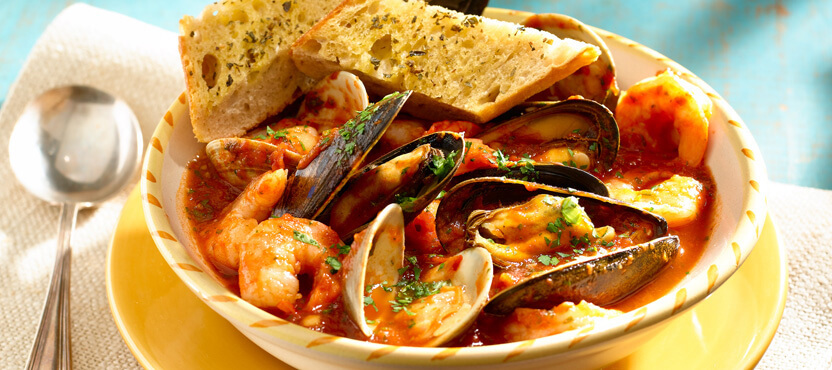 Spicy Cioppino Recipe Bertolli