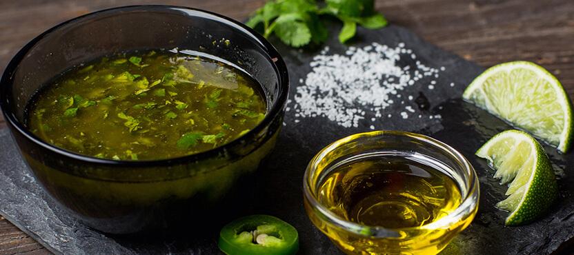 Spicy Margarita Marinade