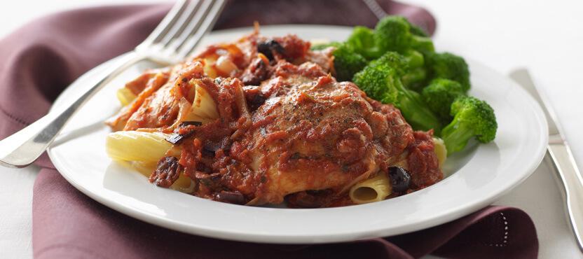 Chicken Rustica Spicy Marinara
