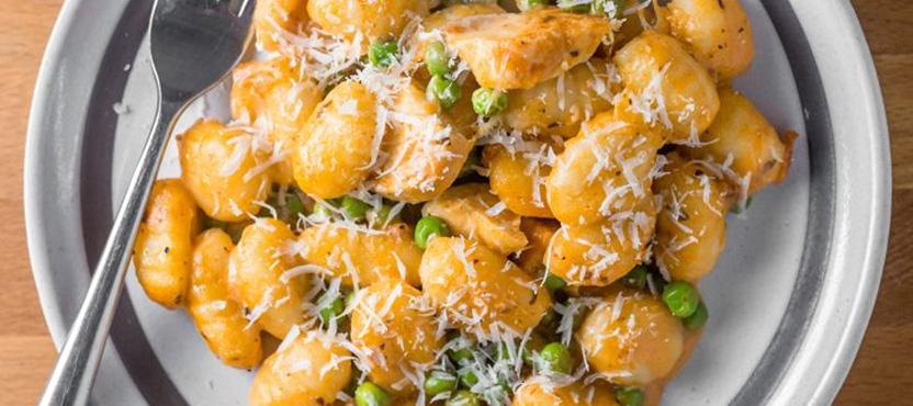 Chicken & Peas Rosa Gnocchi