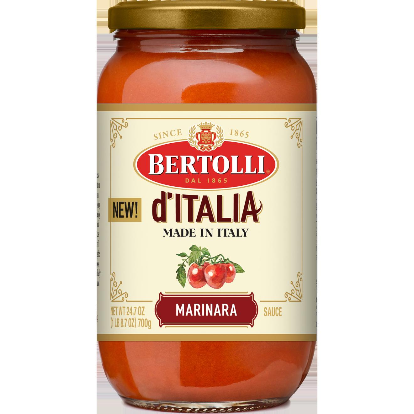 Bertolli<sup>®</sup> d'Italia Marinara Sauce